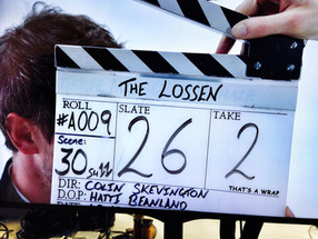 The Lossen (2018) Behind the scenes | Clapperboard