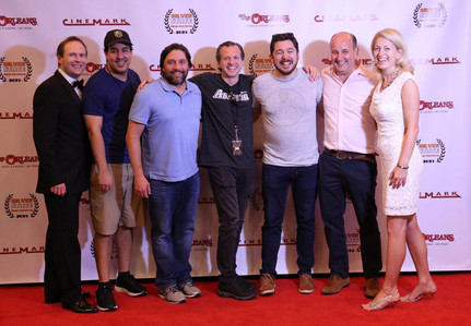 Film makers at The Silver State Film Festival, Las Vegas.