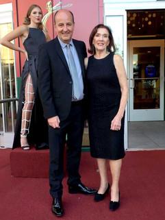 Colin Skevington and Linda Marlowe.