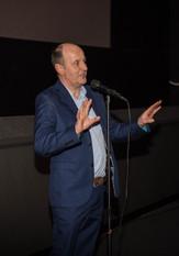 Colin Skevington at the premiere