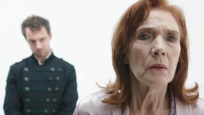 The Lossen - Linda Marlowe (Sylvia) and Sean Knopp (The Lossen)