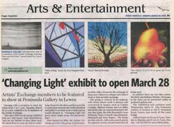 Peninsula Gallery 2009 Cape Gazette