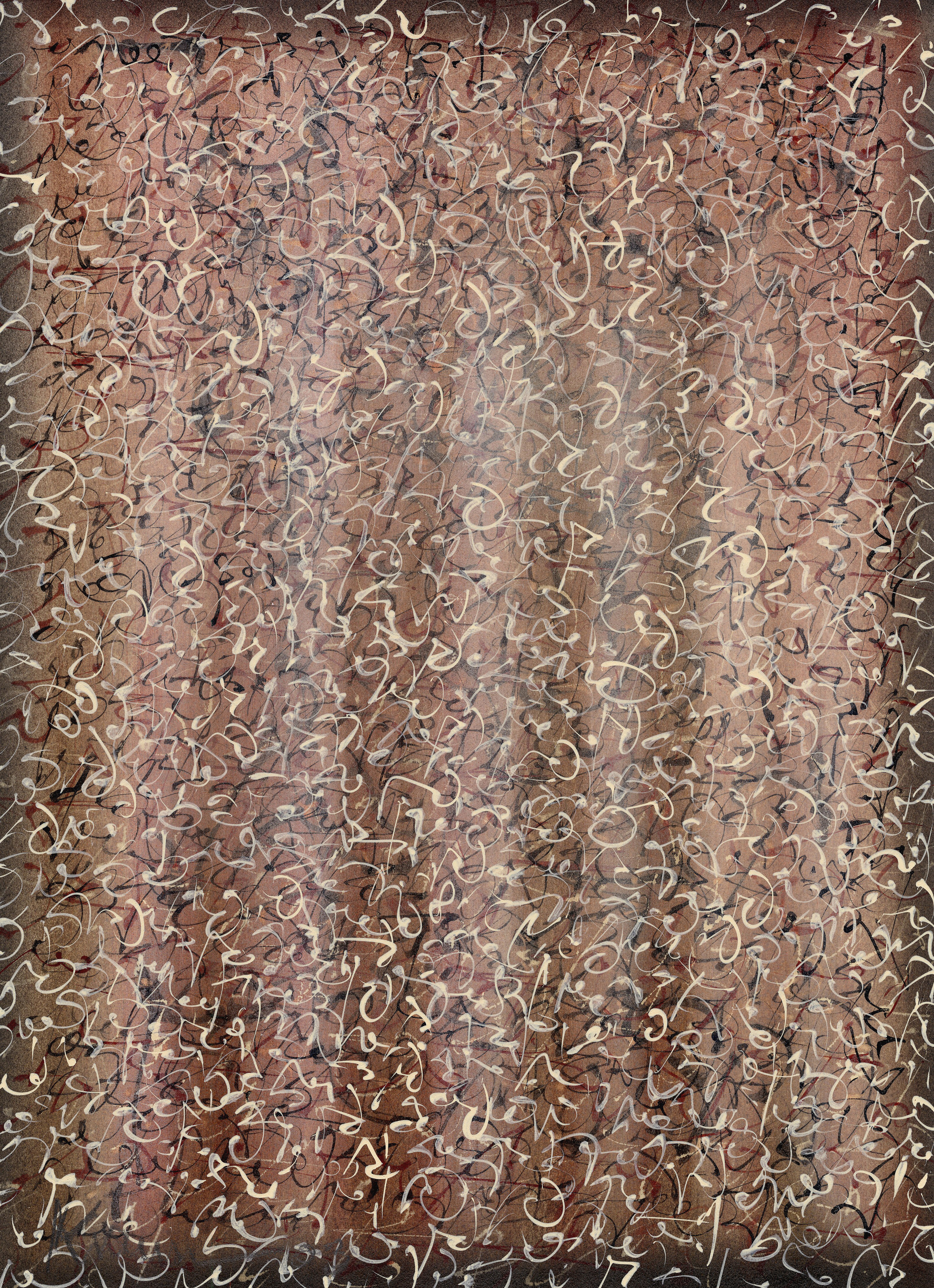 Homage to Mark Tobey