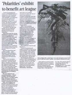 Polarities Exhibit 2004