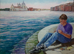 Young Artist, Venice