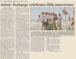 Celebrating 5th Year, Cape Gazette
