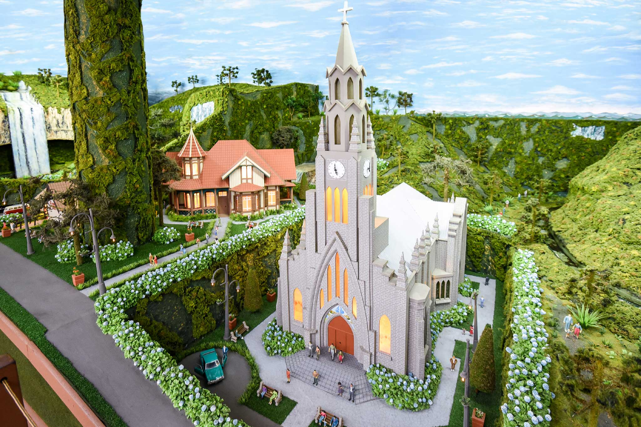 Igreja de Canela