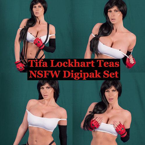 Dreams in Digital - Tifa NSFW Full Set