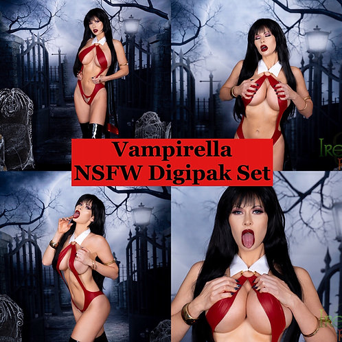 Dreams in Digital - Vampirella NSFW Full Set
