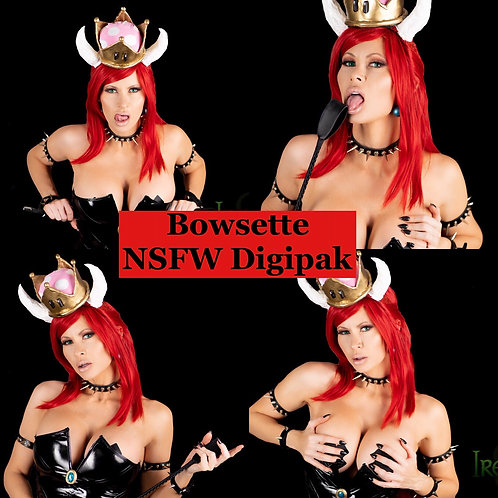 Dreams in Digital - Bowsette NSFW Full Set