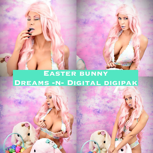 Dreams in Digital - Easter Bunny NSFW Full Set