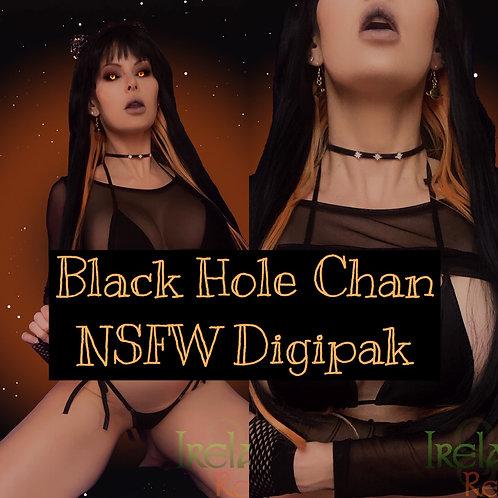 Dreams in Digital - Blackhole-Chan NSFW Full Set