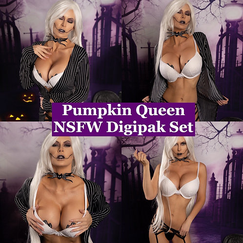 Dreams in Digital - Pumkin Queen NSFW Full Set