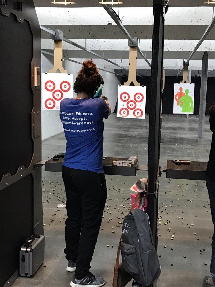 Individual Handgun Training