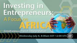 Investing in Entrepreneurs AF
