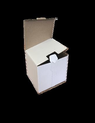 Гофрокороб 110х110х110 самосборный с отрывным корешком
