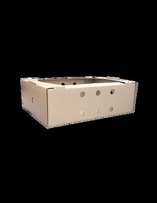 Гофролоток 400х280х120, Т22В, грибной самосборный