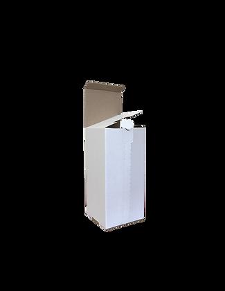 Гофрокороб 228х95х95 самосборный с отрывным корешком