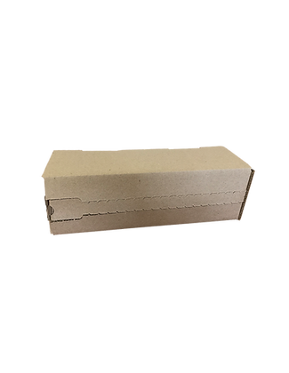 Гофрокороб 227х68х68 самосборный с отрывным корешком