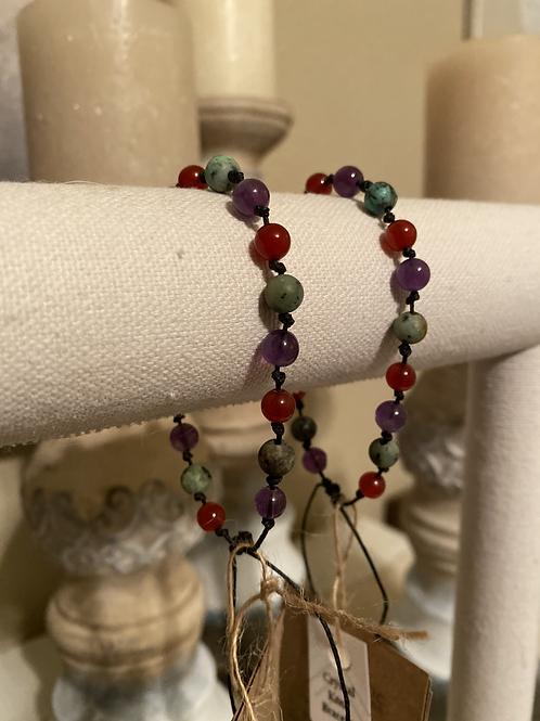 Stabilizing Crystal Bracelet