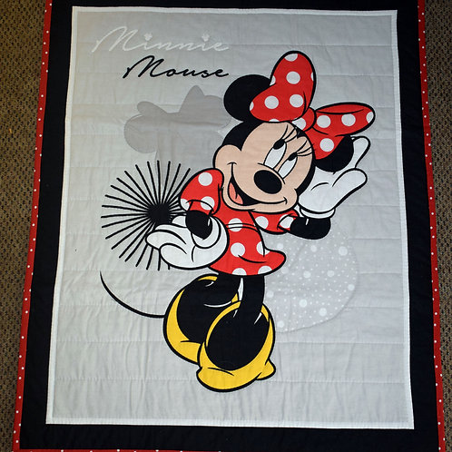 Hand Quilted Character Wall Hanging