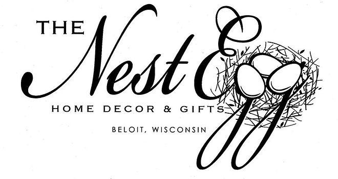 The Nest Egg Gift Shop in Beloit Wisconsin _ Logo