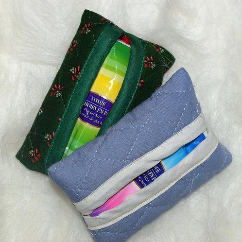 Mini Facial Tissue Holder