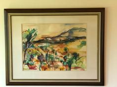 Framed & Signed Art