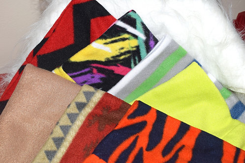 Cowls in a Variety of Prints