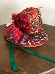 Hand Mdae Hat from Spain