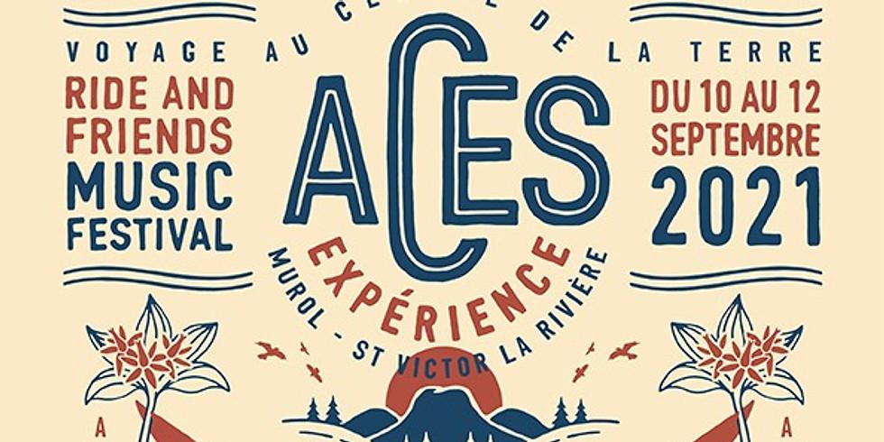 Aces Expérience 2021 Auvergne