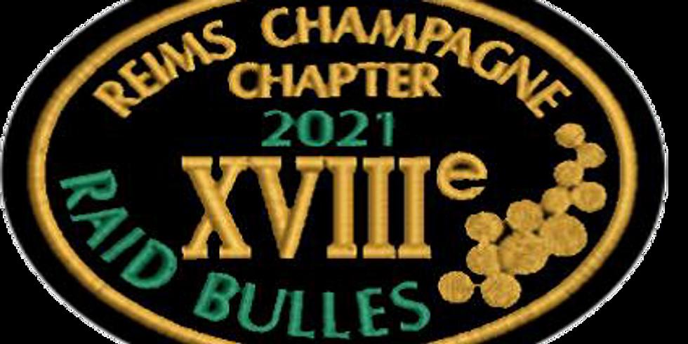 REIMS CHAMPAGNE CHAPTER XVIIIème RAID BULLES