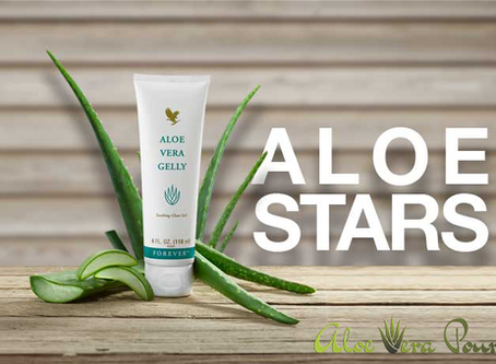 Aloe Vera Gelly de Forever | L'allié beauté de votre peau