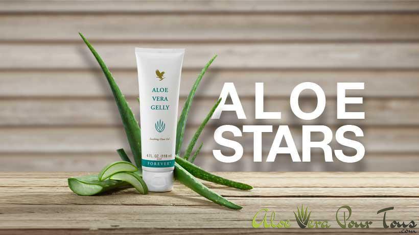Aloe Vera Gelly | Gelée Aloès | Gel d'Aloe Vera Forever