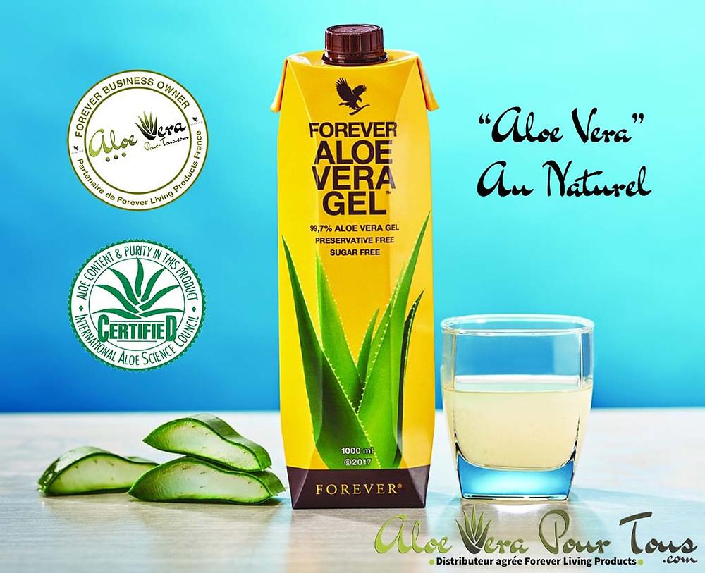 Forever Aloe Vera Gel, Traiter le diabète