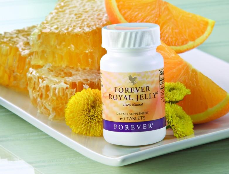 Les produits de la ruche | Forever Royale Jelly, Gelée Royale