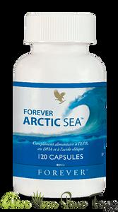 ARCTIC SEA FOREVER, Oméga 3, huile de poissons