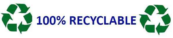 packaging recyclable Forever