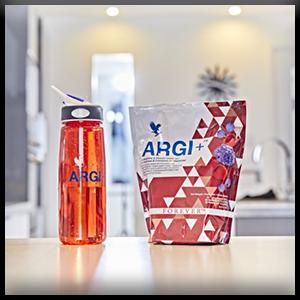 Forever Argi + | Fatigue | Système immunitaire | Energie