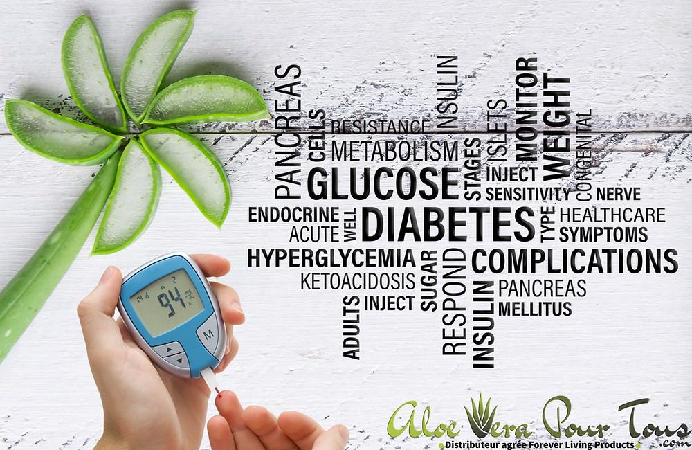Diabète et Hypoglycèmie: L'aloe vera forever, une solution naturelle