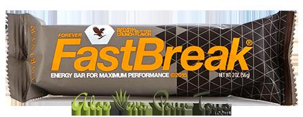Forever Fast Break   Barre de protéines