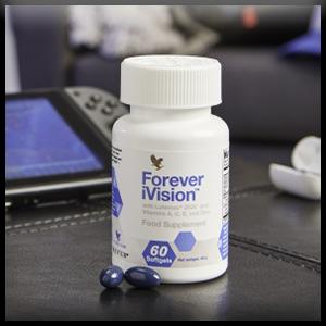 Forever iVision | Concentration, Mémoire, Cerveau, Vision | Augmenter, Améliorer, Renforcer
