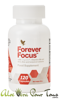 Forever Focus | Concentration | Fonction Cognitive | Performances Intellectuelles