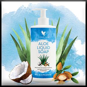 Aloe Liquid Soap | Acné, peau acnéique, visage