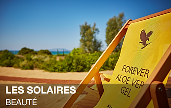 Les produits solaires | Forever Living Products