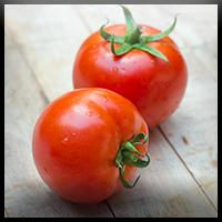 Traiter l'acné avec de la Tomate