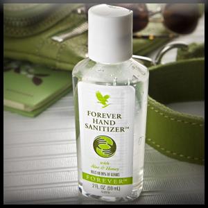 Forever Hand Sanitizer   Soins et hygiène bébé   Forever Living Products
