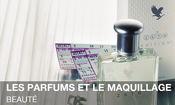 Les produits parfums & Maquillages | Forever Living Products