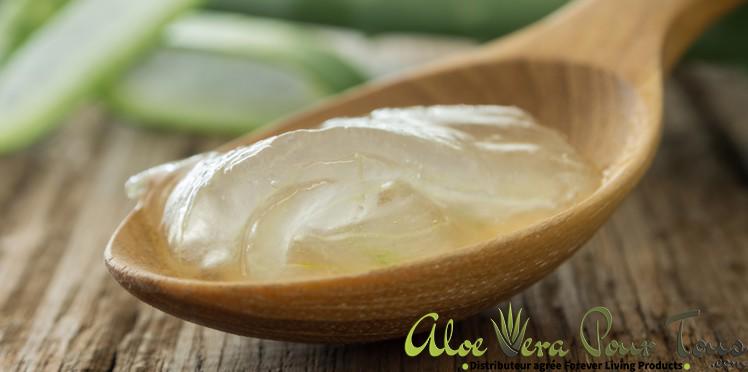 Cure d'Aloe Vera sur 3 mois