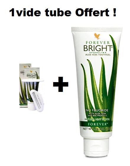 dentifrice forever Bright